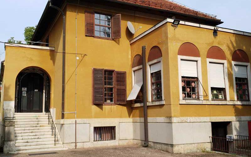 Zgrada Tuškanac
